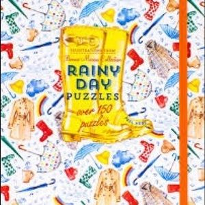 NEW Rainy Day Puzzles Book